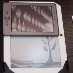 Kindle 4 i Onyx Boox M90